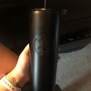 Brand new Starbucks stainless steel cup!